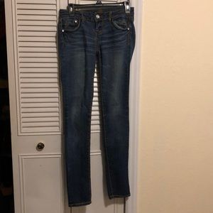 Size 3 blue jeans